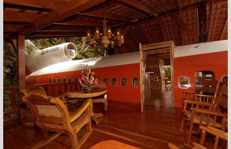 727 Fuselage Home - Image 5