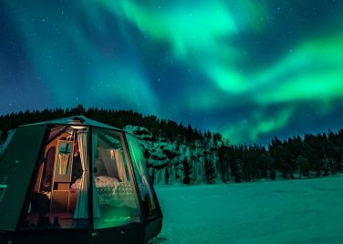 AuroraHut Igloo