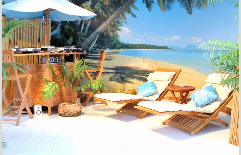Beach Sun Retreat - Image 1