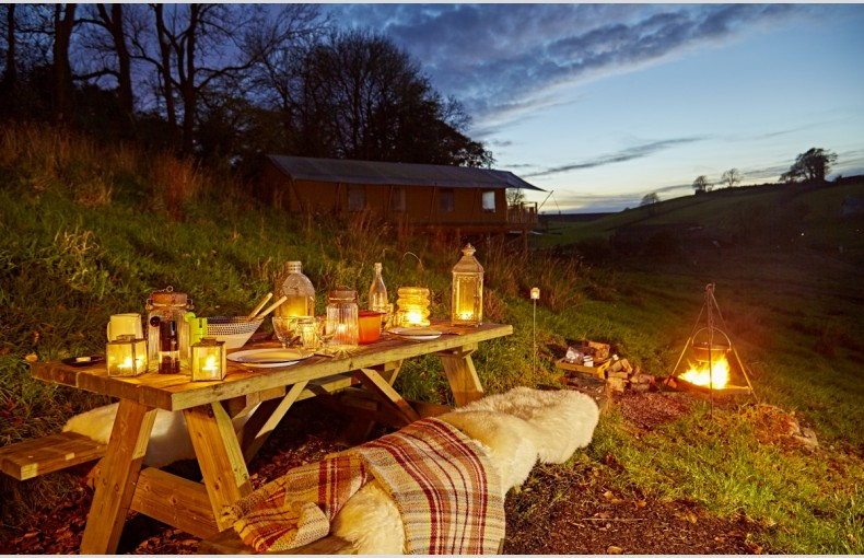 Brownscombe Luxury Glamping - Image 24