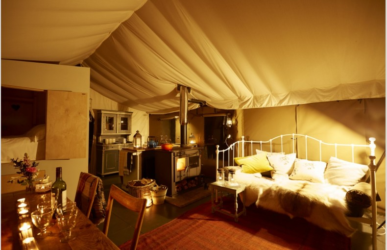 Brownscombe Luxury Glamping - Image 14
