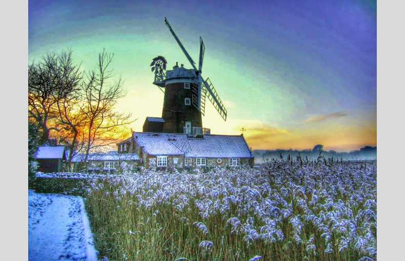 Cley Windmill - Image 20