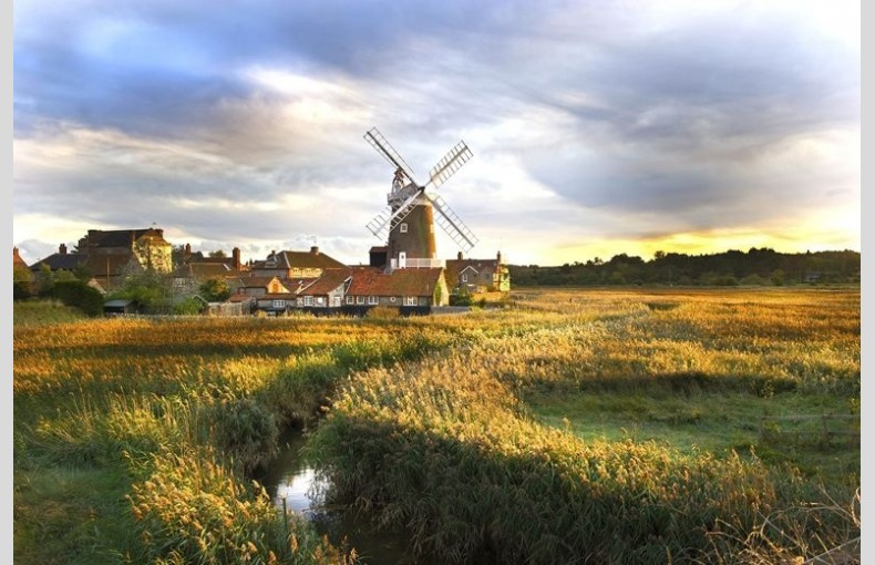 Cley Windmill - Image 1