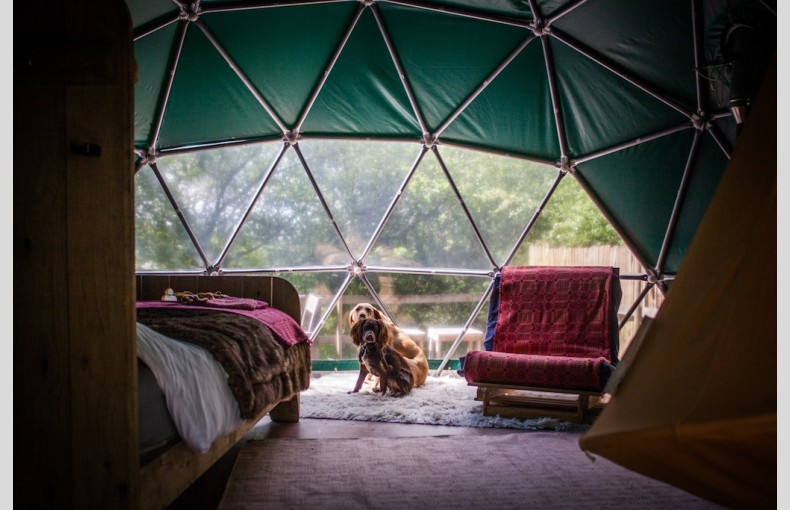 Cosy Under Canvas - Image 2