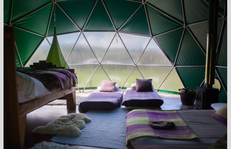 Cosy Under Canvas - Image 8