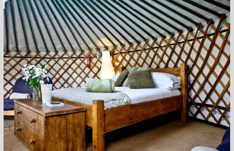East Thorne Yurts - Image 3
