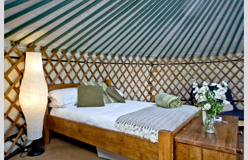 East Thorne Yurts - Image 4
