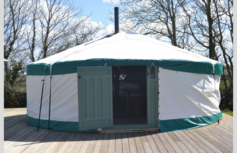 East Thorne Yurts - Image 9