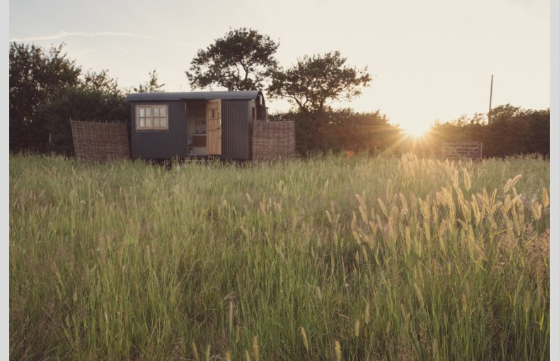 Elmley Nature Reserve Shepherds Huts - Image 2