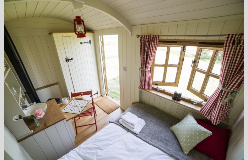 Elmley Nature Reserve Shepherds Huts - Image 14