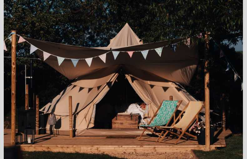 The Glamping Orchard - Image 5