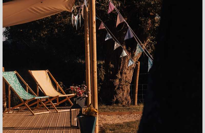 The Glamping Orchard - Image 13