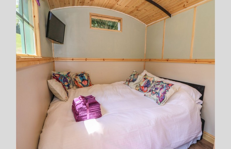 Govilon Railway Carriage - Image 3