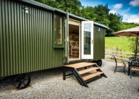Shepherds Huts & Living Vans