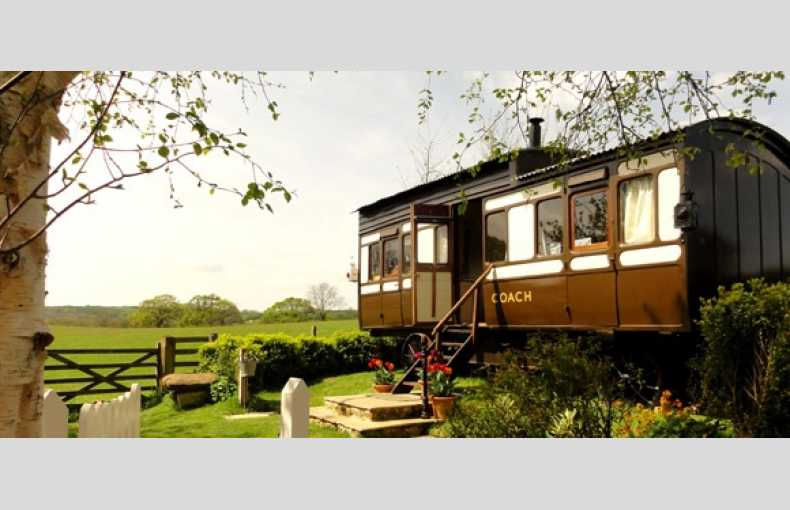 High Cross Camping Coach and Living Van - Image 3
