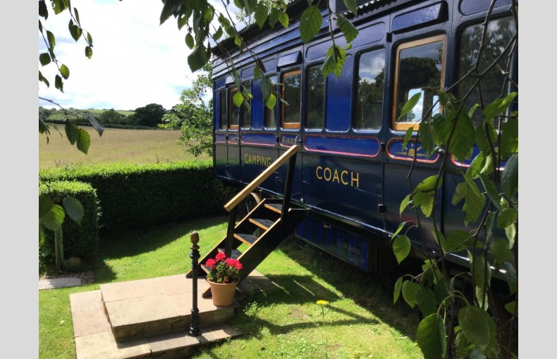 High Cross Camping Coach and Living Van - Image 19