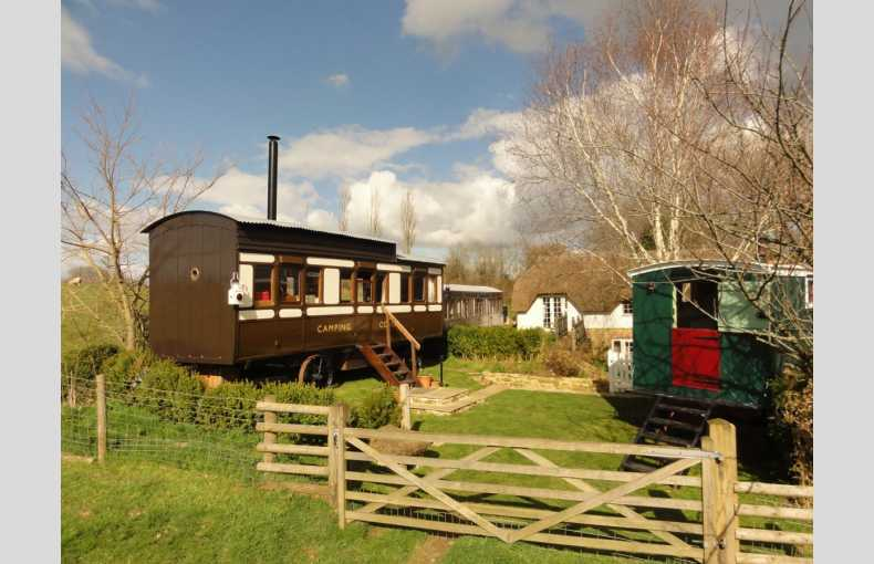 High Cross Camping Coach and Living Van - Image 1