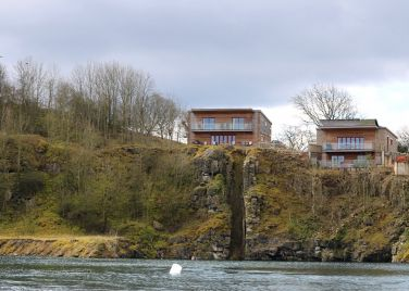 Jackdaw Quarry Lodges