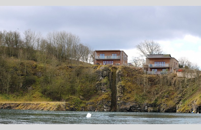 Jackdaw Quarry Lodges - Image 1