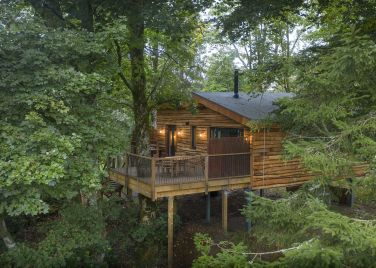 The Treehouses at Lanrick