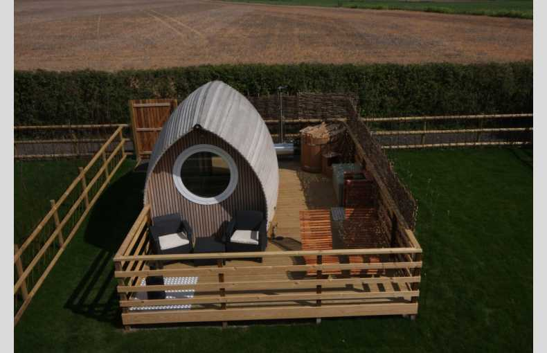 Lee Wick Farm Cottages and Glamping - Image 14
