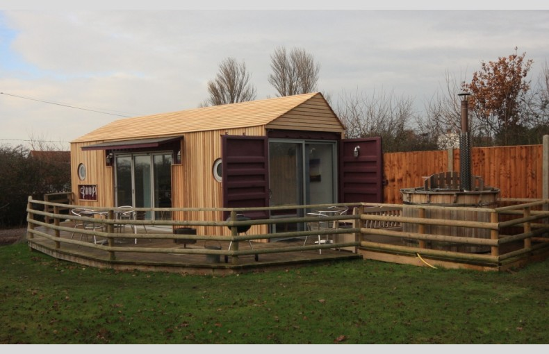 Lee Wick Farm Cottages and Glamping - Image 1