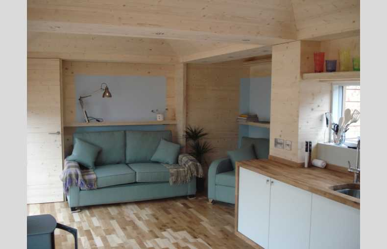 Loch Ken Eco Bothies and Glamping - Image 8
