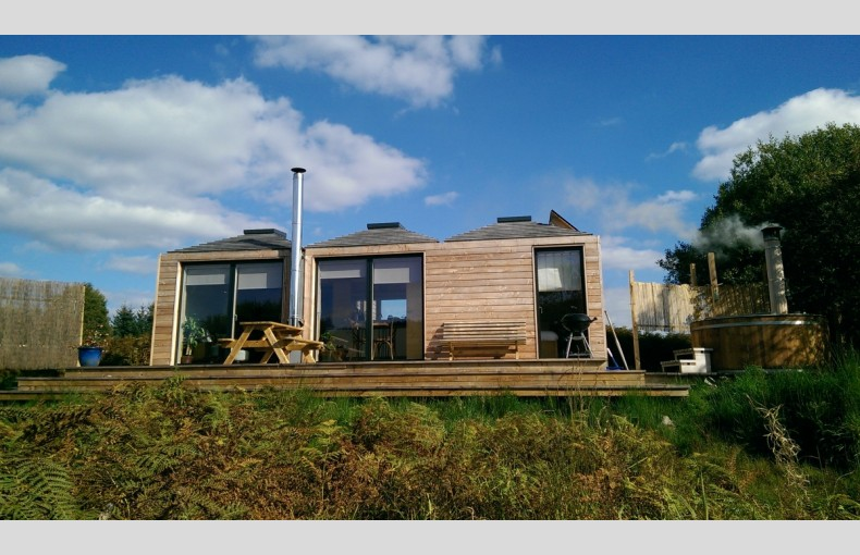 Loch Ken Eco Bothies and Glamping - Image 1
