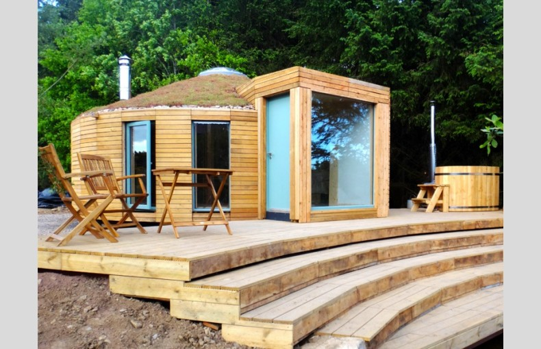 Loch Ken Eco Bothies and Glamping - Image 10