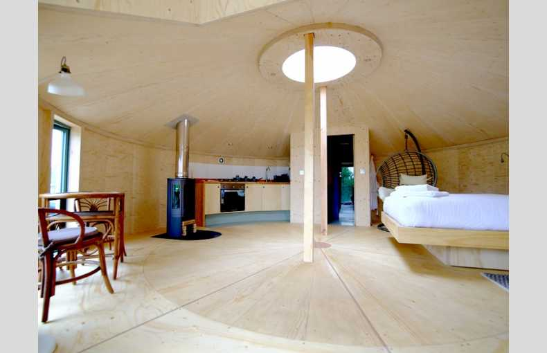 Loch Ken Eco Bothies and Glamping - Image 13