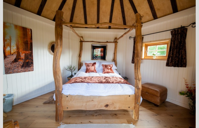 Mill Farm Glamping and Treehouse - Image 5
