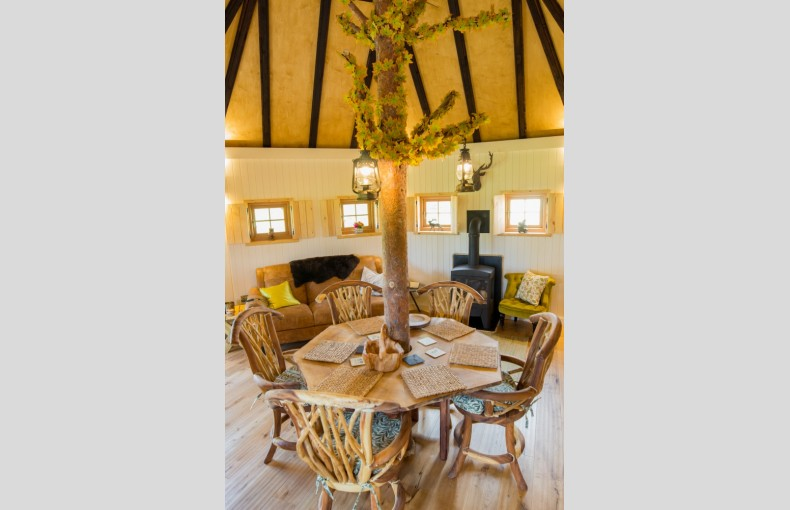 Mill Farm Glamping and Treehouse - Image 3