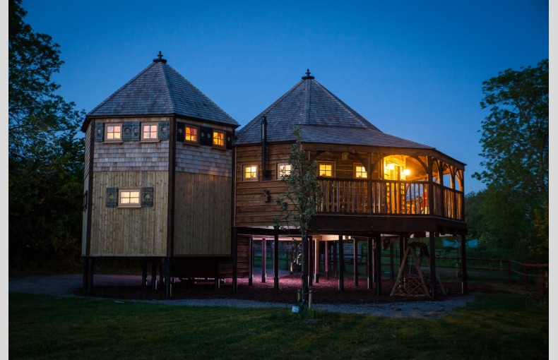 Mill Farm Glamping and Treehouse - Image 1