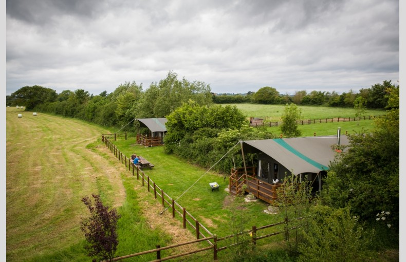 Mill Farm Glamping and Treehouse - Image 11