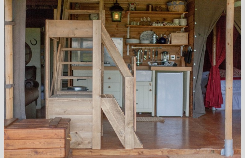 Mill Farm Glamping and Treehouse - Image 16