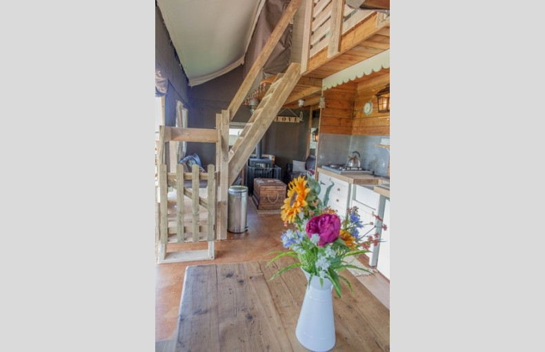 Mill Farm Glamping and Treehouse - Image 14