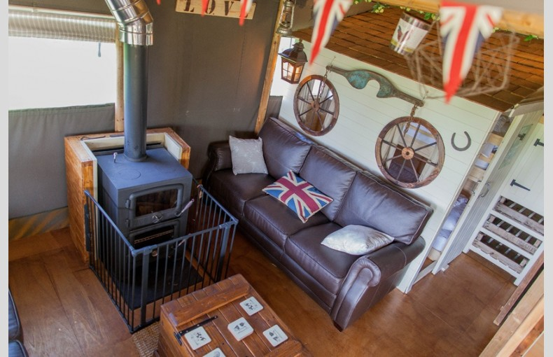 Mill Farm Glamping and Treehouse - Image 15