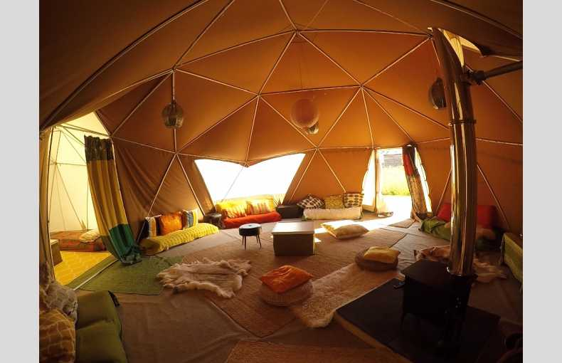 The Oxford Yurt - Image 9