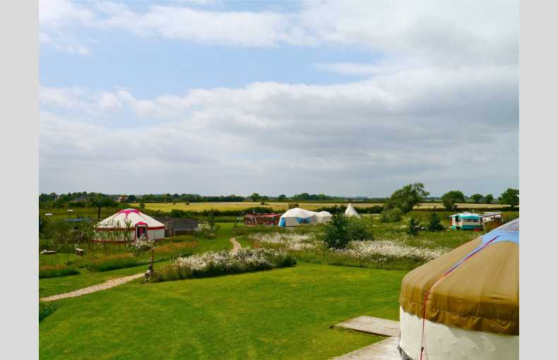 The Oxford Yurt - Image 17