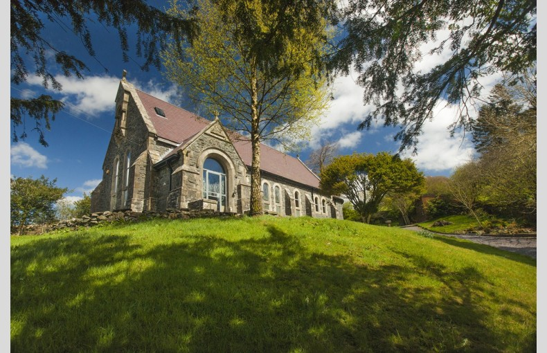 St Curig's Church - Image 17