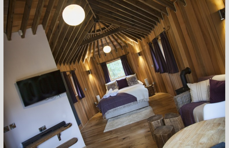 The Treehouse at Hothorpe Venues - Image 4