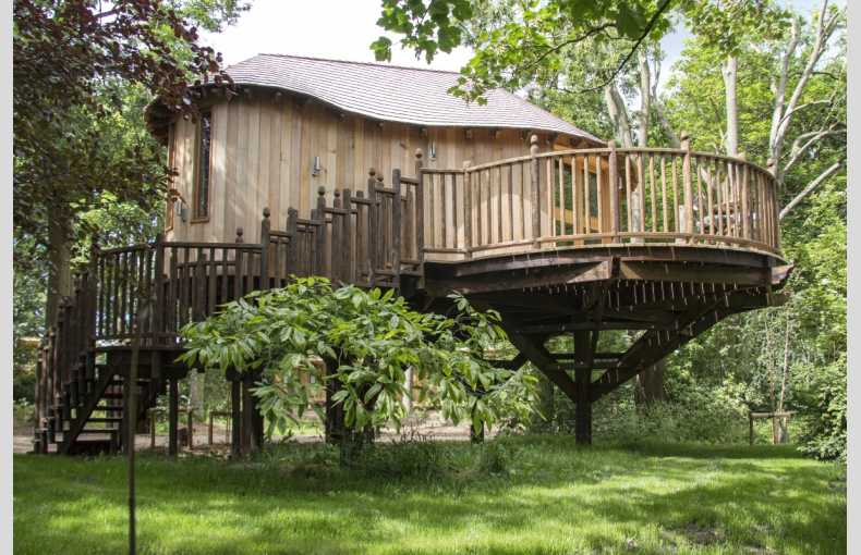 The Treehouse at Hothorpe Venues - Image 1