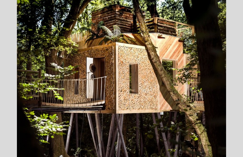 The Woodman's Treehouse - Image 1