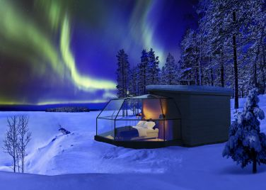 Our Top 20 New Additions to Host Unusual, from Submarines to Arctic Igloos!