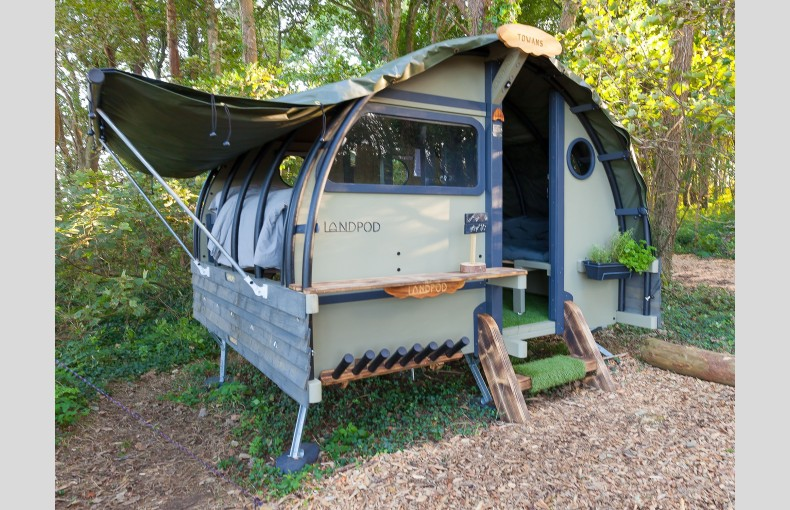 The Landpods at Wildflower Wood - Image 1