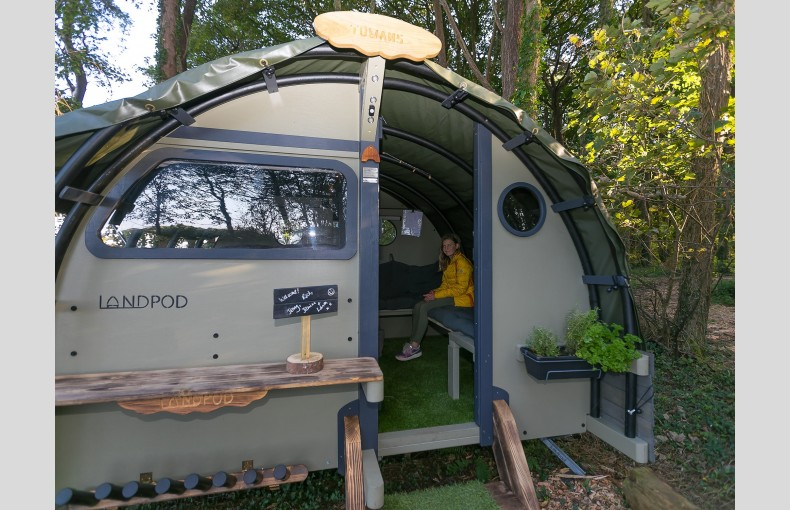 The Landpods at Wildflower Wood - Image 13