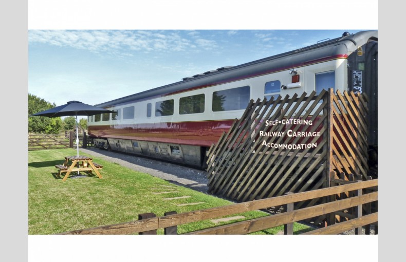 Converted Railway Carriage - Image 1