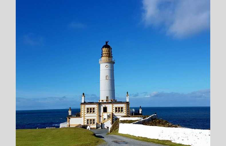 Corsewall Lighthouse Hotel - Image 1