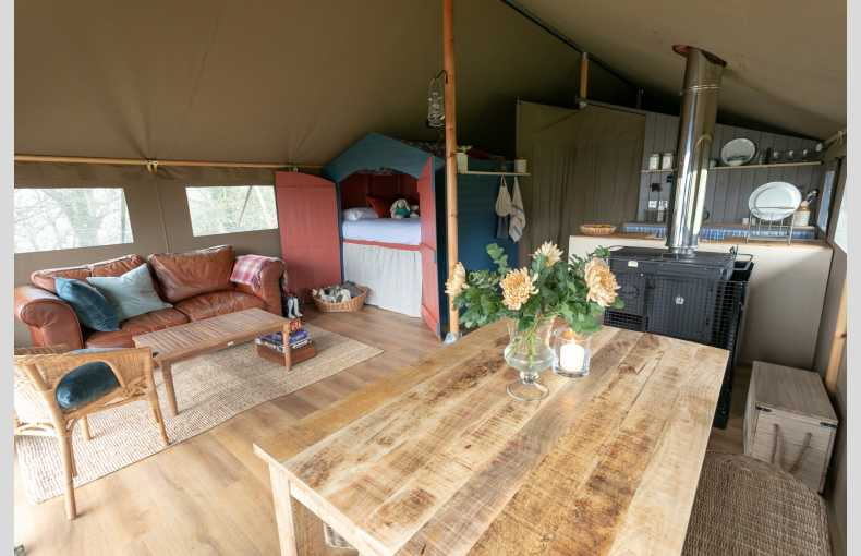 Exe Valley Glamping - Image 9