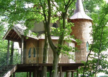 Fernie Castle Treehouse